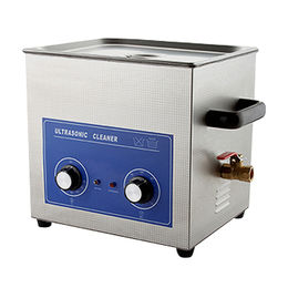 PS-40 Ultrasonic Cleaner Wide-Diameter Transducer for Best Cleaning Result