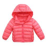 China Kid's lightweight down jacket