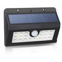 PIR solar motion sensor light from China (mainland)