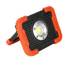 IP68 waterproof 5400mAh DIM strong strobe light power bank function rechargeable emergency light