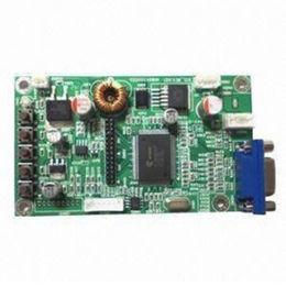 Hight-density multilayer PCBs