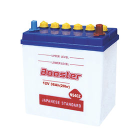 China Standard Car Battery