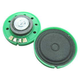 Hong Kong SAR 36mm Mylar Speaker with 32Ω Impedance