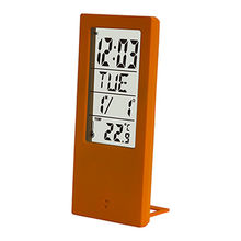 China LCD weather station digital alarm clock