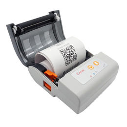 China 80mm Bluetooth Handheld Printer