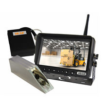 Digital wireless forklift safety vision system from Veise Electronics Co. Ltd