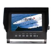 Rearview System Wide Screen Digital LCD IP69K Car Waterproof Monitor for Truck from Shenzhen Luview Co. Ltd