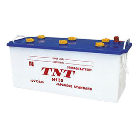 Used car battery 12V N135
