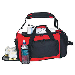 China Deluxe gym duffel bags