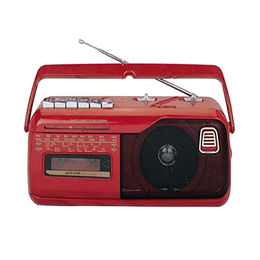 Radio cassette recorder with USB/SD/MMC/AUX FSD-197A