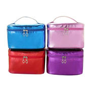 China women cosmetic bag travel makeup make up storage o