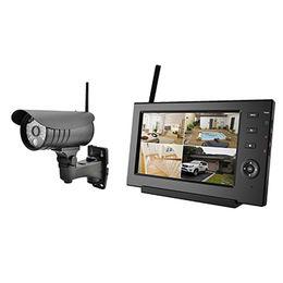 China Out-door Security camera CCTV kits DVR/NVR Wifi Camera Security System Network Camera with PIR