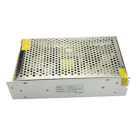 LED Power Supply, 12V/16.7A/200W, Indoor Installation from Shenzhen Ming Jin Fang Electronic Technology Co., Ltd.