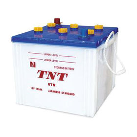 China 12V Lead-acid Car Battery