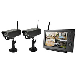 China 4CH Out-door Security camera CCTV kits NVR DVR Wifi Camera Network Camera Surveillance System