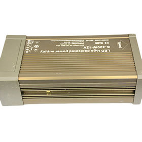 LED Power Supply, 12V/33.3A/400W, Outdoor Installation, IP65, Evolution Champagne,Small Size from Shenzhen Ming Jin Fang Electronic Technology Co., Ltd.