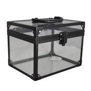 China Black acrylic display box