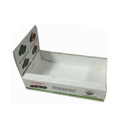 Paper Display Box, Customized Color and Size/Made of Ivory Board Paper/Offset Print from FOREST GROUP SHANGHAI PACKAGING CO.,LTD.