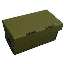 China Brown kraft paper box