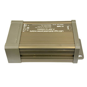 AC-DC Converter,12V/25A/300W, LED Power Supply, Outdoor Installation, IP65, Evolution Champagne from Shenzhen Ming Jin Fang Electronic Technology Co., Ltd.