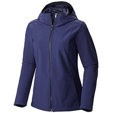 China Women's high quality soft shell jacket