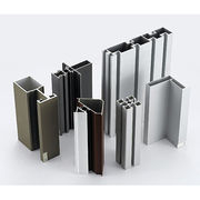 China Aluminum window profile for window and door, with high gloss and durability in appearance