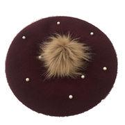 Women's wool beret /hat from Hangzhou Willing Textile Co. Ltd