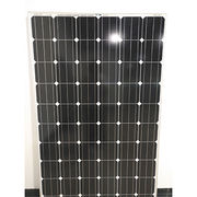 150w high quality mono solar panel for solar power supply