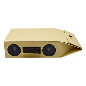 Hong Kong SAR Promotional Amplifier Speaker wine box pack