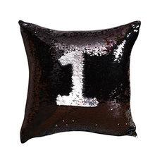 China super soft plush pillow and shining cushion