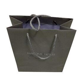 China Paper Bags, Custom Design Brown Craft Paper Bag for Shopping, Food Packing Kraft Bag