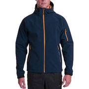 China Cheap plain climbing softshell jacket