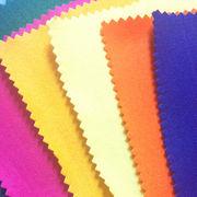 Under collar felt in various colors from Ningbo Nanyan Import & Export Co. Ltd