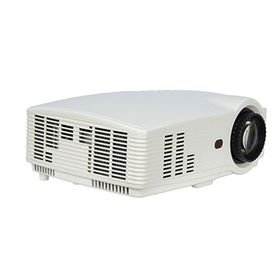 China New TV LED Projector with Android WiFi and Bluetooth