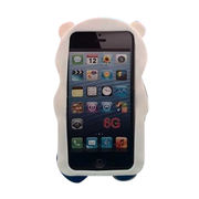 3D Cartoon Soft Silicone Case from China (mainland)
