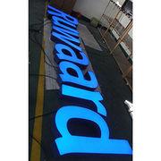 China Illuminated advertising signs outdoor LED business signage