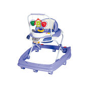 China Comfortable and modern baby walker with rings toys, environment-friendly materials