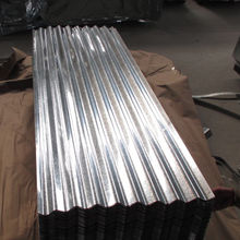Galvanized corrugated metal roofing for color roofing material from Sino Sources Tech Co. Ltd
