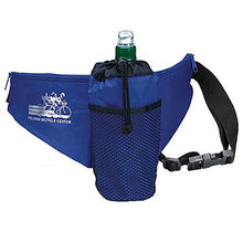 China 70D Nylon outdoor Water Bottle Fanny Pack