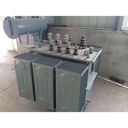 On-load tap-changer power transformer, CE/IEC, 10kV distribution transformer S9Z series 200-1600kVa