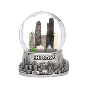 Chicago Snow Globe Quanzhou Leader Gifts Co. Ltd