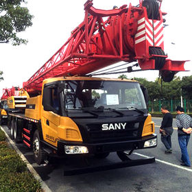 Crane trucks 25 tons for sale STC250