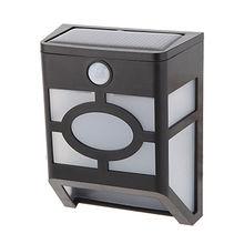 Solar Motion Sensor Light Manufacturer