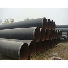 Hot-rolled seamless steel pipe