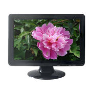 China 10 inch wide screen universal monitor lcd