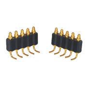 China 5-pin Right Angle Pogo Pin Connector
