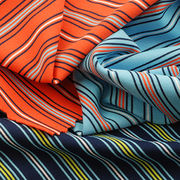 UV-Cut, Anti-bacterial and Wicking Fabric in Yarn Dye Stripe Jersey from Lee Yaw Textile Co Ltd