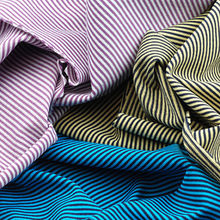 UV-Cut and Wicking Fabric in Nylon Tactel Yarn Dye Stripe Jersey from Lee Yaw Textile Co Ltd