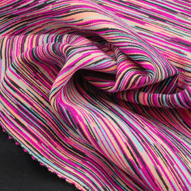 Taiwan Reversible Recycled Fabric, Spandex and Recycled Nylon for Sports or Leisure Wear