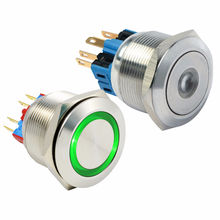 China Medical Equipment SUS Metal Pushbutton Switch